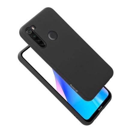 Crong Color Cover - Etui Xiaomi Redmi Note 8T (czarny)