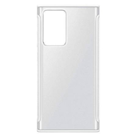 Etui Samsung EF-GN985CW Note 20 Ultra N985 biały/white Clear Protective Cover