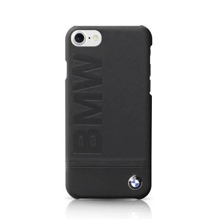 Etui hardcase BMW BMHCP7LLLSB iPhone 7 Plus / 8 Plus czarny/black