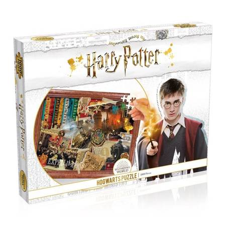 Harry Potter - Puzzle  1000 el.