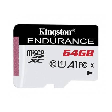 Kingston High Endurance microSDXC - Karta pamięci 64 GB