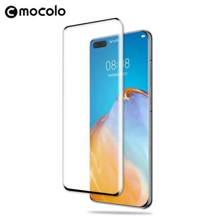 Mocolo 3D Glass Full Glue - Szkło ochronne Huawei P40 Pro