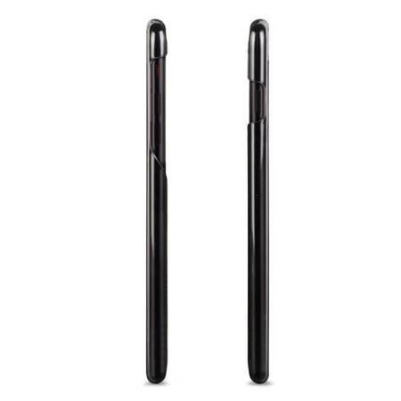 Moshi XT Clear Case - Etui iPhone 8 Plus / 7 Plus (Stealth Black)