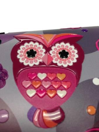 Nexgen Skins - Zestaw skórek na obudowę z efektem 3D iMac 27 (Owlettes 3D)