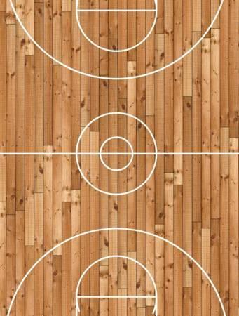 Nexgen Skins - Zestaw skórek na obudowę z efektem 3D iPad 2/3/4 (Hardwood Classic 3D)