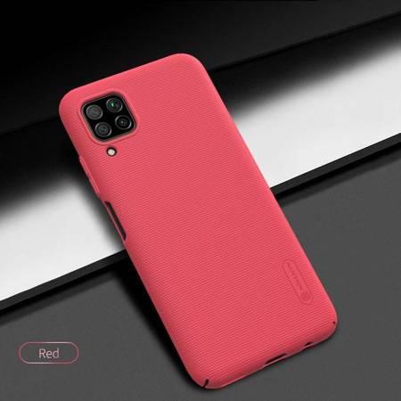 Nillkin Super Frosted Shield - Etui Huawei P40 Lite / Nova 7i / Nova 6 SE (Bright Red)