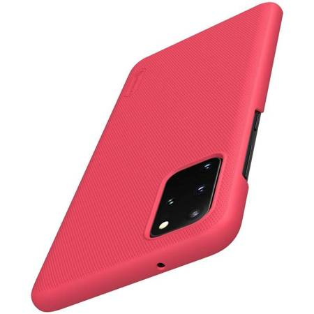 Nillkin Super Frosted Shield - Etui Samsung Galaxy S20+ (Bright Red)
