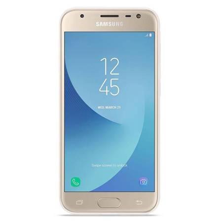 PURO 0.3 Nude - Etui Samsung Galaxy J3 (2017) (przezroczysty)