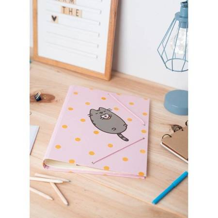 Pusheen - Rose Collection planner (24 x 34 cm)