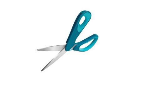 Quirky Sheath - Nożyczki wielofunkcyjne 2w1 (zielony)