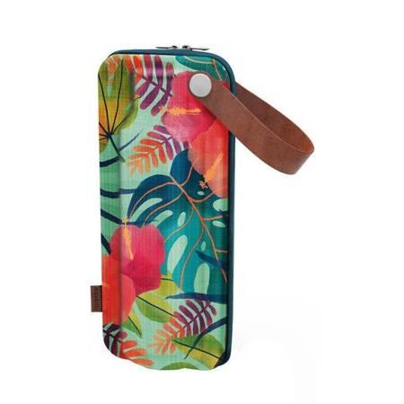 Quokka Flow Case - Etui na butelkę (Tropical)