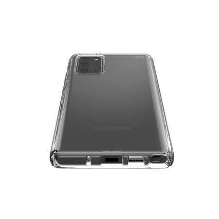 Speck Presidio Perfect-Clear - Etui Samsung Galaxy Note 20 z powłoką MICROBAN (Clear/Clear)