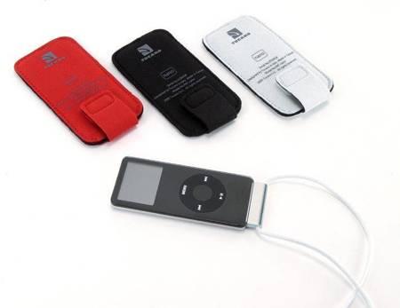 TUCANO Tutina - Etui iPod Nano 2G (czerwony)