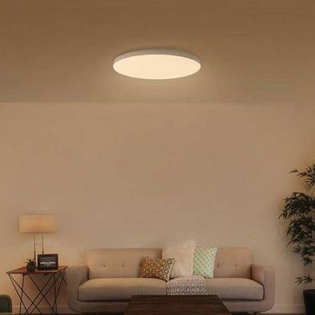 Xiaomi Lampa Mi LED Ceiling Light biała/white 20369